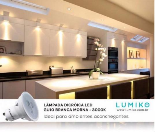 Lampadas Premium A60, GU10 Dicroica e Par20 LED
