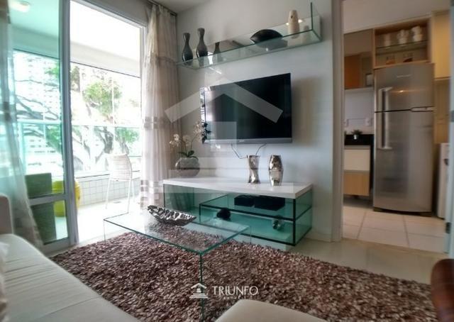 (EXR25988) Apartamento à venda no Luciano Cavalcante de 70m² com 3 quartos e 2 vagas - Foto 3