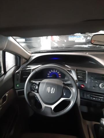 Honda civic lxs 16v/// entrada 15mil + parcelas fixas 950.00 - Foto 14