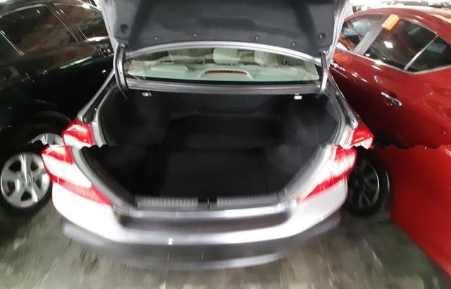 Honda civic lxs 16v/// entrada 15mil + parcelas fixas 950.00 - Foto 9