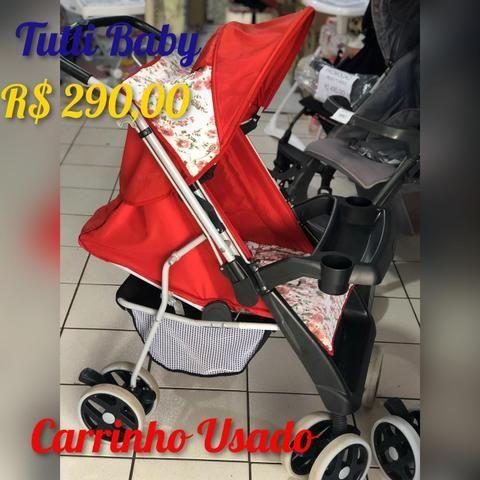 Carrinho Tutti Baby