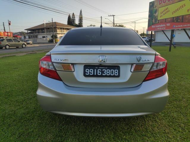 Honda civic lxs 1.8 completo - Foto 7