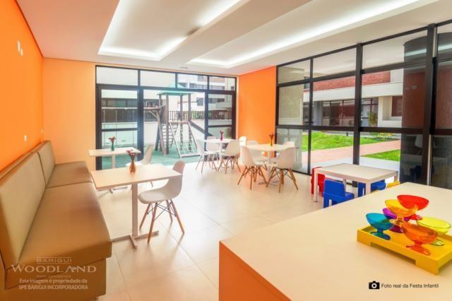 Apartamento à venda com 2 dormitórios em Santo inacio, Curitiba cod:91207.003 - Foto 20