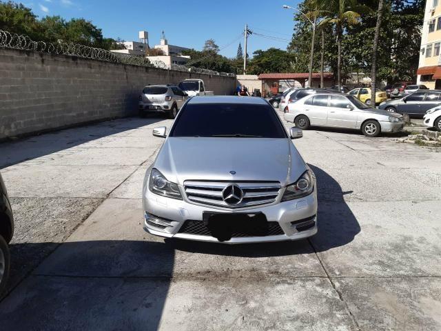 Mercedes c 180 2014