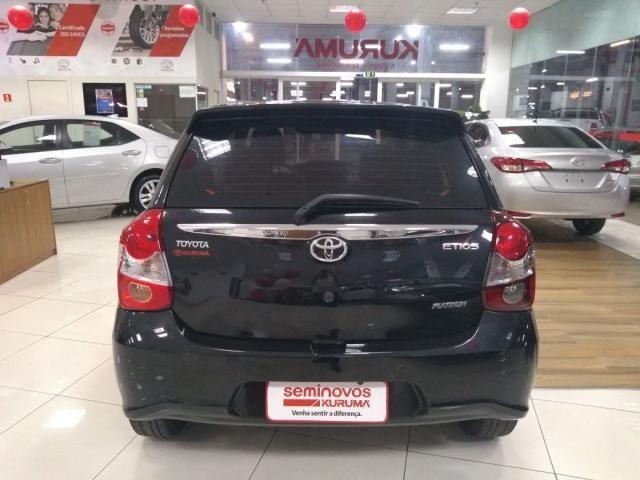 Toyota etios 1.5 platinum 16v flex 4p automatico - Foto 6