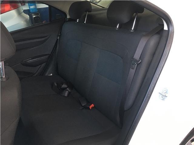 Chevrolet Prisma 1.0 mpfi joy 8v flex 4p manual - Foto 8