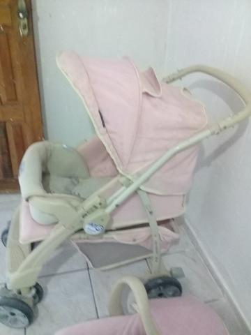 Carrinho e bebê conforto Burigotto - Foto 6