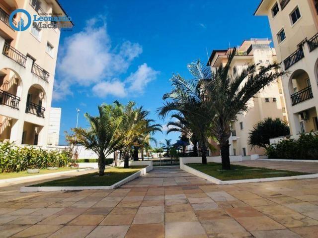 Apartamento com 3 dormitórios à venda, 175 m² por R$ 419.000 - Cambeba - Fortaleza/CE - Foto 16