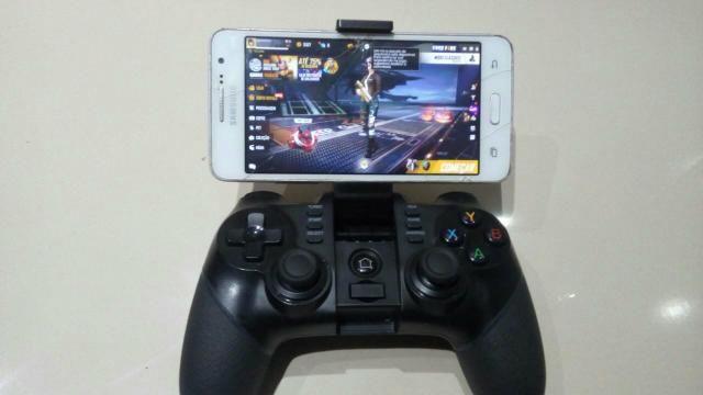 Controle remoto Ipega ótimo.para jogos Free fire - Foto 2