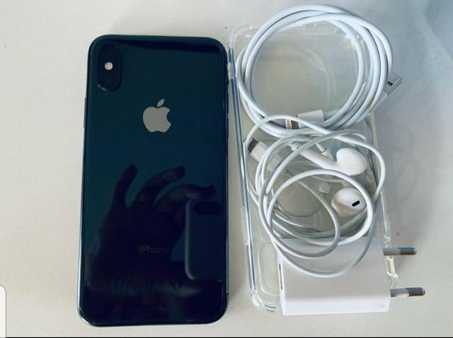 Iphone xs de 64gb preto
