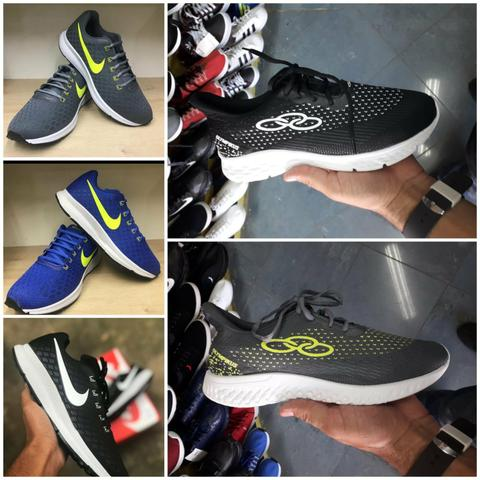 Sapatos masculinos e femininos - Foto 6