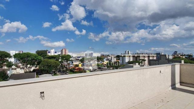 Cobertura Duplex 03 quartos (01 suíte) no Portão, Curitiba - Foto 17
