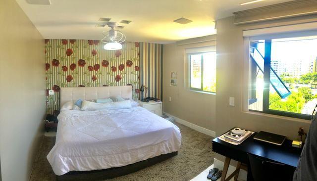 Apartamento com 180 metros, 3 suítes, mobiliado e decorado com vista para o mar - Foto 10