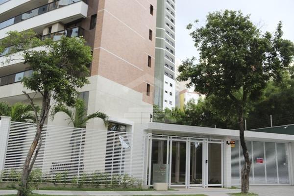 (JG) (TR 11.695), Cocó, 146M², 3 Suites,Dep.Empregada, Sala E/J, V.Gourmet,Lazer - Foto 2