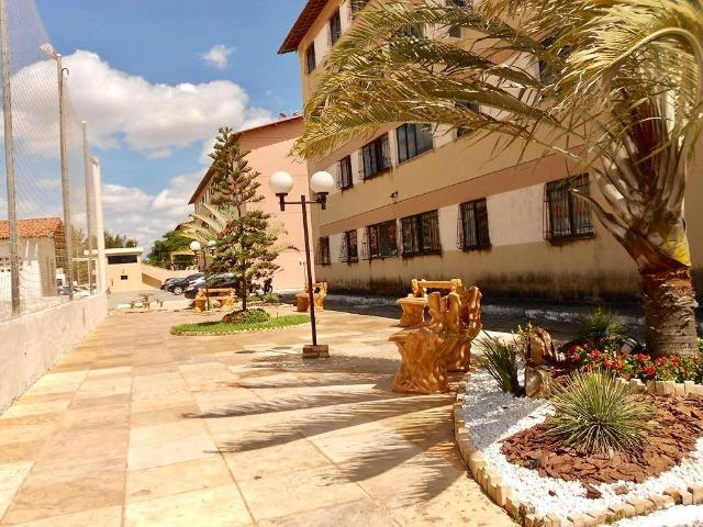 Apartamento Térreo nas Cajazeiras próximo a BR116, 69m, 3 quartos - Foto 18