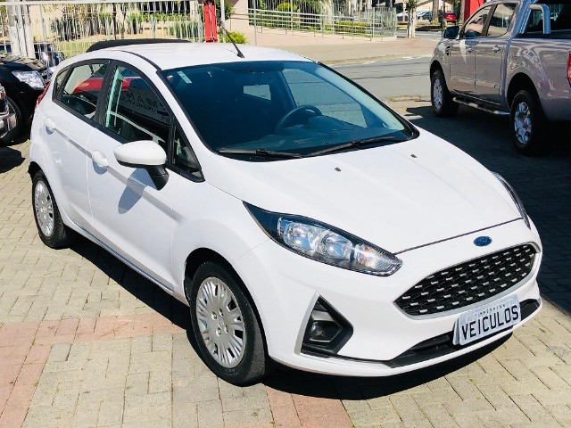 Ford Fiesta hatch 1.6 flex completo 2018 - Foto 9