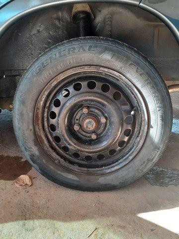Rodas 14 de ferro