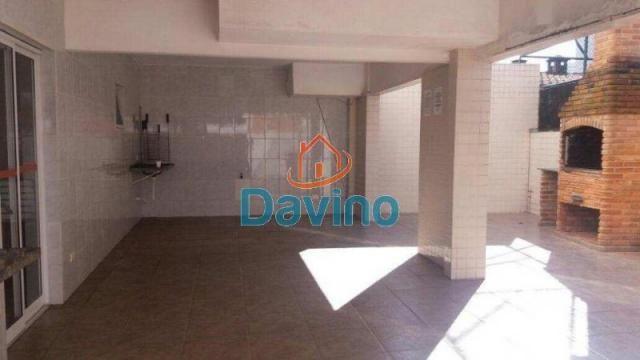 Apartamento com 1 dorms em Praia Grande - Aviação por 165 mil à venda - Foto 12