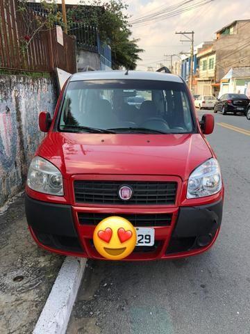Fiat Doblò 2014 Essence 1.8 6 Lugares Aceito Trocas Moto ou Carro - Foto 3