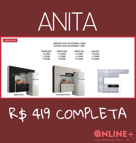 Armário Anita completa