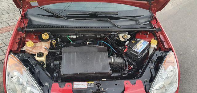 Fiesta Class 1.6 2009 Completo  - Foto 9