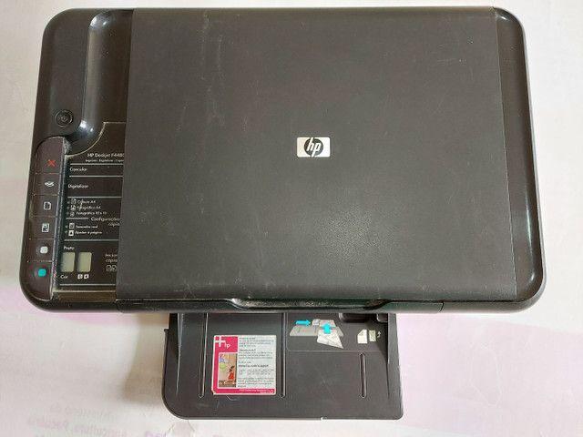 Impressora Multifuncional HP F4480 - Foto 4