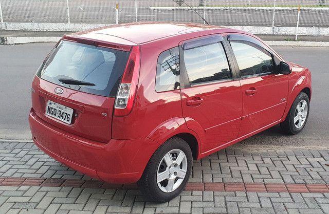 Fiesta Class 1.6 2009 Completo  - Foto 4