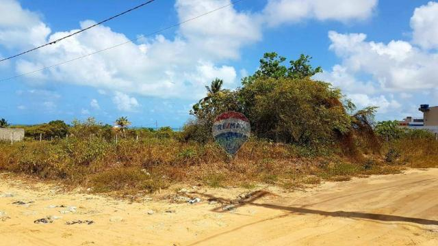 Terreno à venda, 390 m² por R$ 49.000,00 - Cidade Balneária Novo Mundo I - Conde/PB - Foto 6