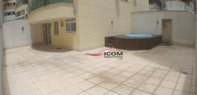 Apartamento Duplex com 4 dormitórios para alugar, 180 m² por R$ 9.700,00/mês - Botafogo -  - Foto 3