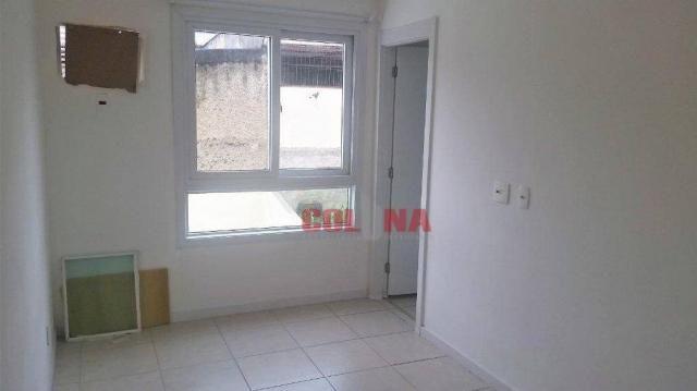 Apartamento com 3 dormitórios à venda, 78 m² por R$ 390.000,00 - Pendotiba - Niterói/RJ - Foto 5