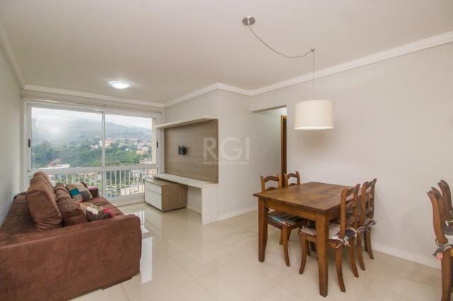 Apartamento à venda com 3 dormitórios em Partenon, Porto alegre cod:EL56356927