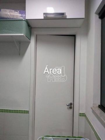 Apartamento com 3 dormitórios à venda, 100 m² por R$ 890.000,00 - Icaraí - Niterói/RJ - Foto 20