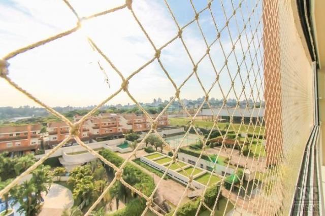 Apartamento à venda com 3 dormitórios em Jardim do salso, Porto alegre cod:EV4451 - Foto 14