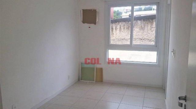 Apartamento com 3 dormitórios à venda, 78 m² por R$ 390.000,00 - Pendotiba - Niterói/RJ - Foto 2