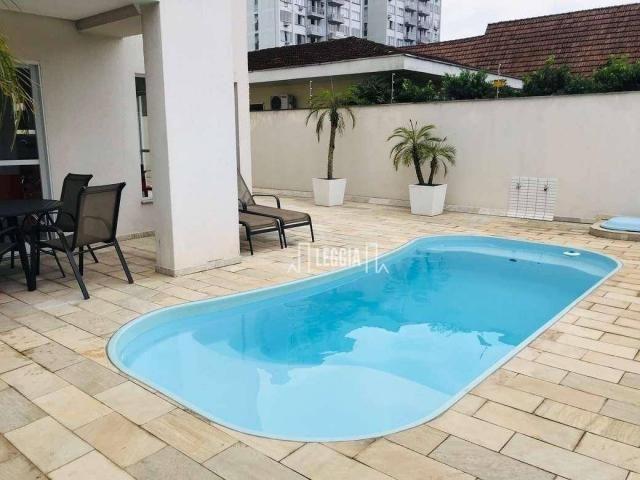 Apartamento com 3 dormitórios à venda, 98 m² por R$ 580.000,00 - América - Joinville/SC - Foto 20