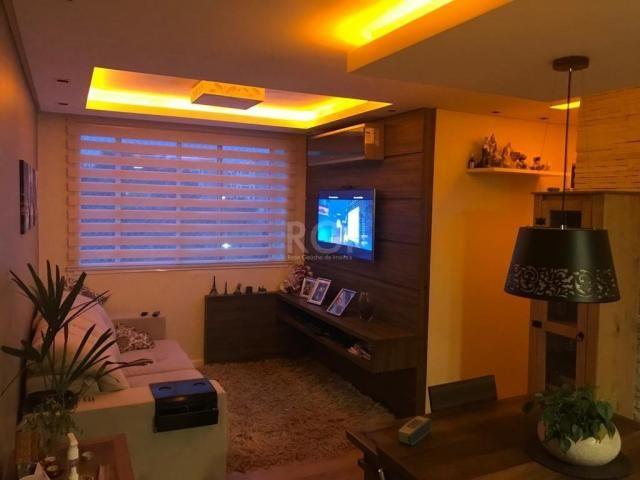 Apartamento à venda com 3 dormitórios em Jardim carvalho, Porto alegre cod:LI50879291 - Foto 2