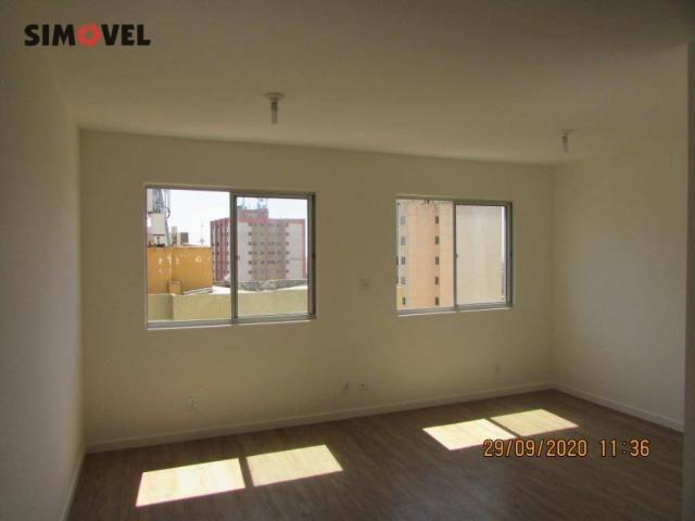Apartamento com 1 dormitório para alugar, 32 m² por R$ 700/mês - Ceilândia Norte - Ceilând - Foto 3