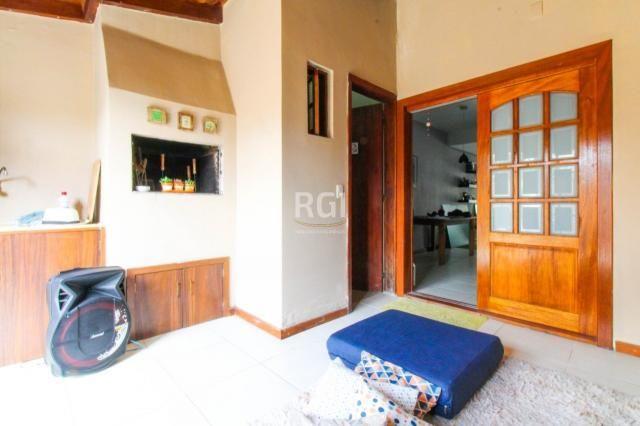 Casa à venda com 2 dormitórios em Nonoai, Porto alegre cod:OT6907 - Foto 3