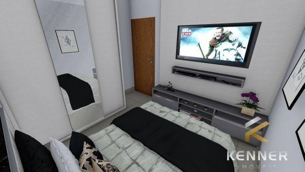 Apartamento à venda no bairro Laranjeiras - Patos de Minas/MG - Foto 9