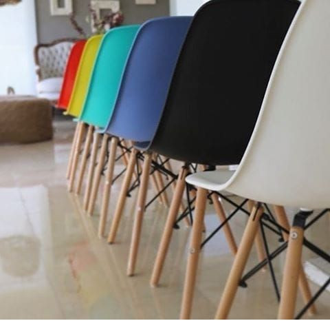 Cadeiras EAMES original - Foto 6