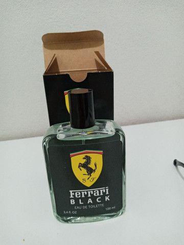 Colonia Ferrari Black - Foto 2