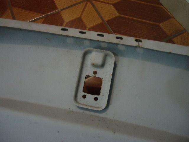 Capô trazeiro liso para fusca - Foto 7
