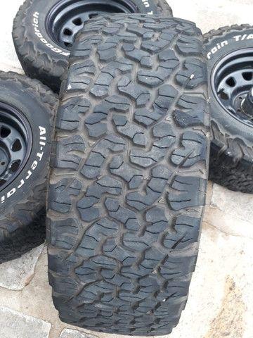 Jg pneus 265/70 R 16 - Foto 3