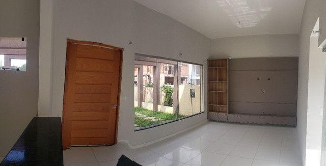 Belíssima Casa no Residencial Arbre Casa com 3 quartos sendo 2 suítes e 2 garagens - Foto 5