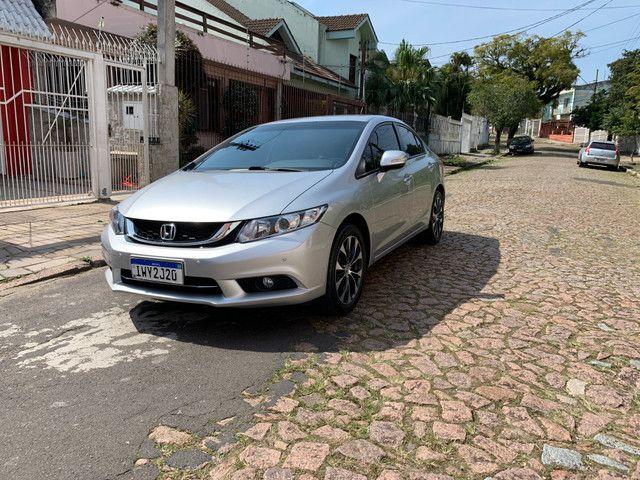 Honda Civic Lxr Aut - Foto 2