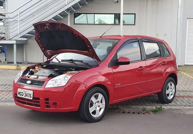 Fiesta Class 1.6 2009 Completo  - Foto 8