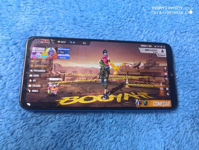Xiaomi mi9 lite 2 meses e meio de uso estado de novo