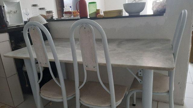 Mesa de marmore - Foto 2