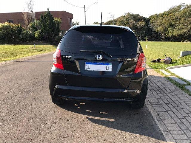 Honda FIT 1.4 LX 8V - 2014 / Impecável / Abaixo da FIPE / Manual, chave reserva, top - Foto 10
