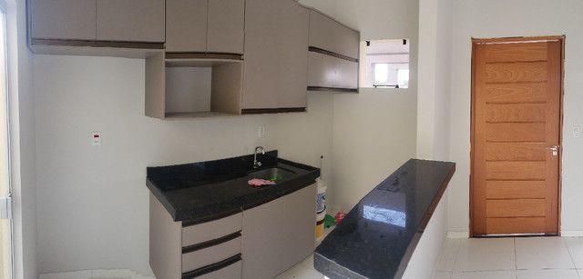 Belíssima Casa no Residencial Arbre Casa com 3 quartos sendo 2 suítes e 2 garagens - Foto 6